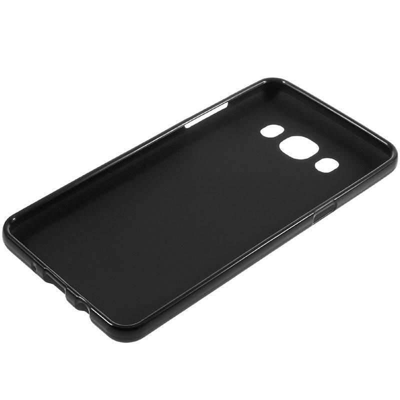 Tpu Noir Etui Protect Pour Samsung Galaxy J5 (2016) fPoUY1