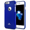 iPhone 7 Plus / iPhone 8 Plus Mercury Goospery Jelly Cover - Blauw