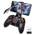 Mikiman M1 Dual Mode Draadloze Bluetooth-gamepad - iOS, Android