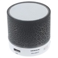 Mini Bluetooth Speaker met Microfoon & LED Licht A9