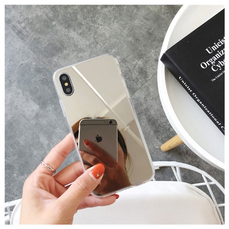 iPhone X / iPhone XS Mirror Cover