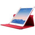 iPad Pro 12.9 Multi Practical Rotary Cover - Rood