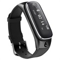 Multifunctionele Smartwatch & Bluetooth Headset M6 - Zwart