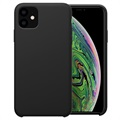 Nillkin Flex Pure iPhone 11 Liquid Siliconen Hoesje