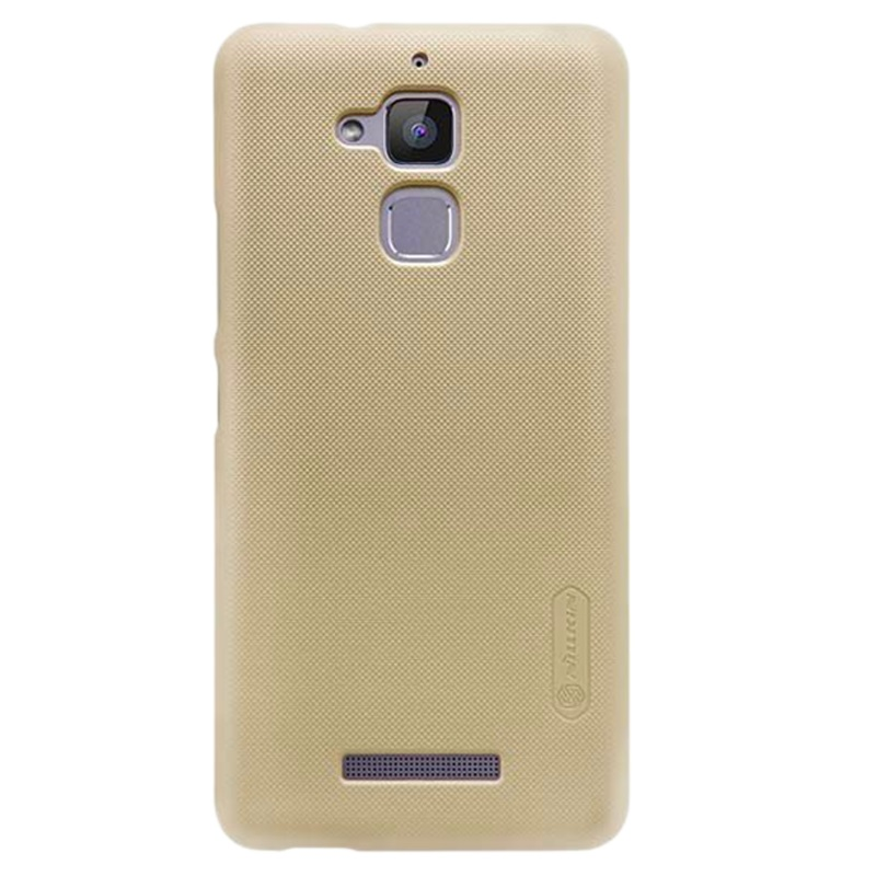 asus zenfone 3 max zc520tl nillkin frosted cover goud. Black Bedroom Furniture Sets. Home Design Ideas
