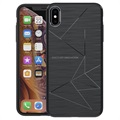 Nillkin Magic iPhone XS Max Draadloze Oplaad Case - Zwart