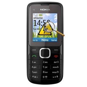 Nokia C1-01 Diagnose - Billijk en snel - MyTrendyPhone