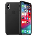 iPhone XS Max Apple Leren Hoesje MRWT2ZM/A