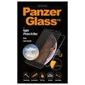 PanzerGlass CF Privacy iPhone XS Max Screenprotector - Zwart