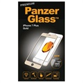 iPhone 7 Plus / iPhone 8 Plus PanzerGlass Premium Glazen Screenprotector - Goud