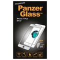 iPhone 7 Plus / iPhone 8 Plus PanzerGlass Premium Glazen Screenprotector - Zilver