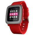 Pebble Time Smartwatch - Rood