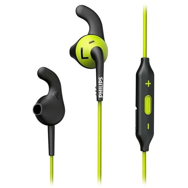 de goedkoopste klassieke stijlen kosten charme Philips ActionFit RunFree Bluetooth Sporthoofdtelefoon SHQ6500CL/00 -  Groen/Zwart
