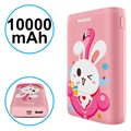 Pisen Meatball Stylish Powerbank - 10000mAh