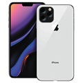 Puro 0.3 Nude iPhone 11 Pro Max TPU Case - Doorzichtig