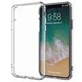 Puro Clear Series iPhone XS Max Cover - Doorzichtig