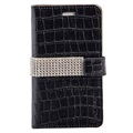 "RadiCover Flip-Side Universele Wallet Case - 4.7"" - 5"" - Zwart"