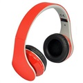 Rebeltec Pulsar Bluetooth Stereo Headset - Rood