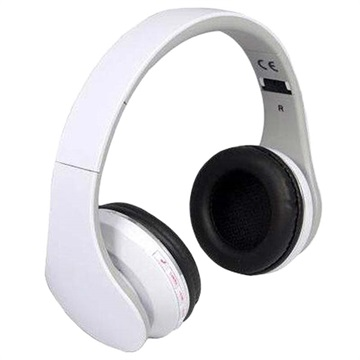Rebeltec Pulsar Bluetooth Stereo Headset - Wit