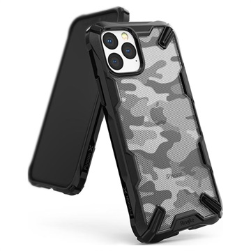 Ringke Fusion X Design iPhone 11 Pro Max Hybride Hoesje - Camouflage