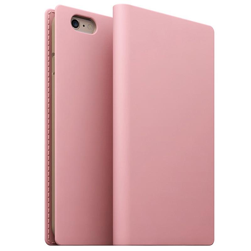 Iphone 6 Plus6s Plus Slg Design D5 Leren Hoesje Roze