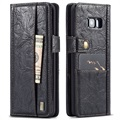 Samsung Galaxy S8+ Saii Retro Multi-Slot Wallet Case