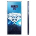Samsung Galaxy Note9 Hybride Case - Diamant
