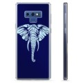 Samsung Galaxy Note9 Hybride Case - Olifant