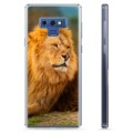 Samsung Galaxy Note9 Hybride Case - Leeuw
