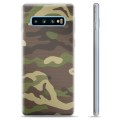 Samsung Galaxy S10 TPU Case - Camouflage