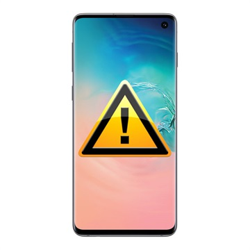 Samsung Galaxy S10 Audio Jack Flexkabel Reparatie