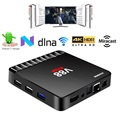 Scishion V88 Piano 4K Android 7.1 TV Box met 4GB RAM