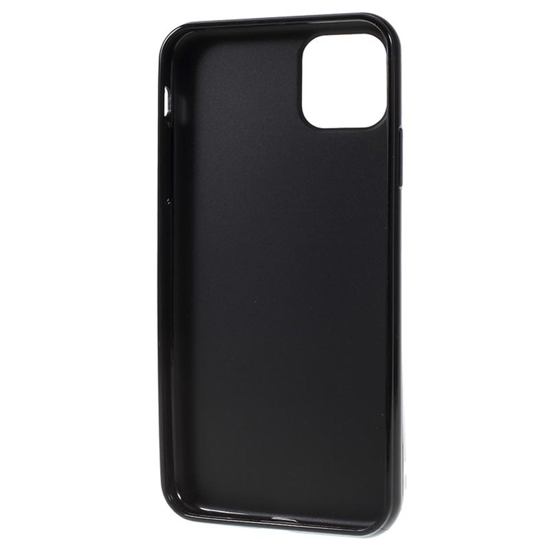 iPhone 11 Pro Solid Color TPU Hoesje