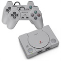 Sony PlayStation Classic Retro Gaming Console - 20 Spelletjes