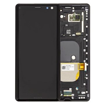Sony Xperia XZ3 Voorzijde Cover & LCD Display 1315-5026