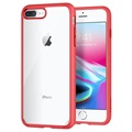 iPhone 7 Plus / 8 Plus Spigen Ultra Hybrid 2 Cover - Rood