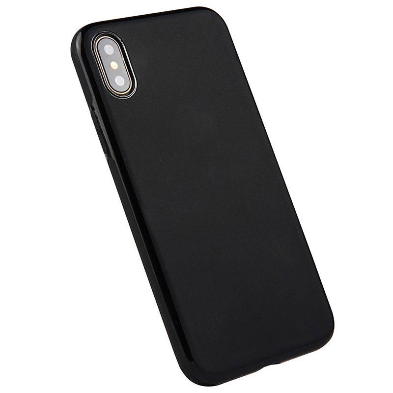 iphone x iphone xs sulada slim magnetisch tpu case. Black Bedroom Furniture Sets. Home Design Ideas