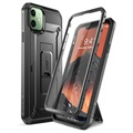 Supcase Unicorn Beetle Pro iPhone 11 Hybrid Case - Zwart