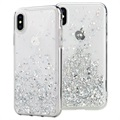 SwitchEasy Starfield iPhone X / iPhone XS Hybrid Case - Ultra Clear