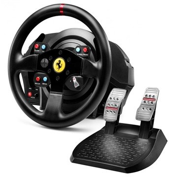 thrustmaster t300 ferrari gte stuur nu een promo prijs. Black Bedroom Furniture Sets. Home Design Ideas