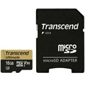 Transcend Ultimate TS16GUSDU3M MicroSDHC UHS-I Geheugenkaart - 16GB
