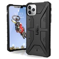 UAG Pathfinder Series iPhone 11 Pro Max Cover - Zwart