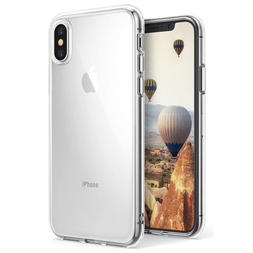 iPhone X / iPhone XS Ultra Slim Pro Siliconen Hoesje