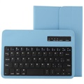 "Universele Tablet Bluetooth Toetsenbord & Leren Tas 7""-8"""