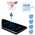Universele Nano Liquid Screen Protector voor Smartphone, Tablet - 2 St.