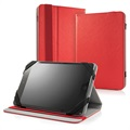 Universele Tablet Folio Boek Flip Case - 10""