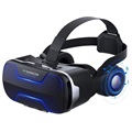 "Shinecon G02ED Anti-Blue Ray VR Headset met ANC - 4.7""-6"" - Zwart"