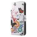 iPhone 5 / 5S / SE Wallet Hoesje