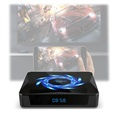 X96Q Max Smart Android 10 TV Box met Klok - 4GB RAM, 64GB ROM