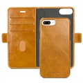 iPhone 6/6S/7/8 Plus dbramante1928 Lynge Wallet Leren Hoesje - Bruin
